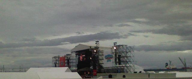 rush-ball2008のステージ
