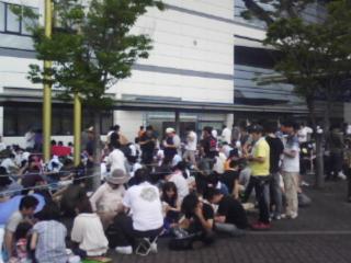 名古屋テレビのガンダム展