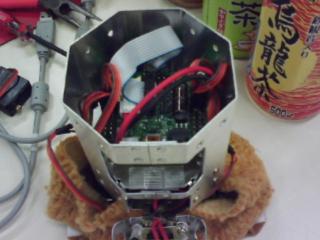 驚異の猫型ロボット チャパ