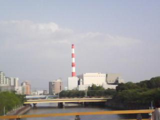 大阪市森之宮工場