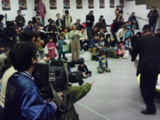 姫路ロボチャレンジ 冬の陣 初日エントリクラス