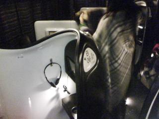 最高級夜行バスの旅②